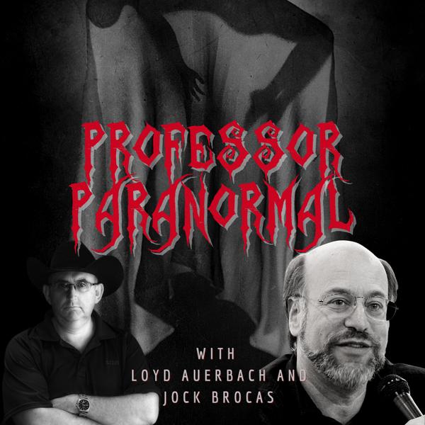 Professor Paranormal artwork