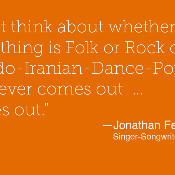 4 – Jonathan Ferguson – Singer-Songwriter artwork