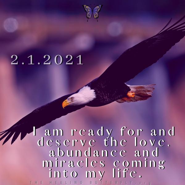 Ep. 107,  2.1.2021-Your Daily Spiritual Guidance-Virgo-Earth-Eagle-8-Amethyst-13: The DeathCard artwork