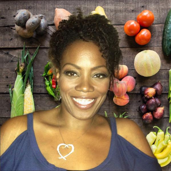 Haute Conversations & Cuisine-Chef Nikki guest artwork