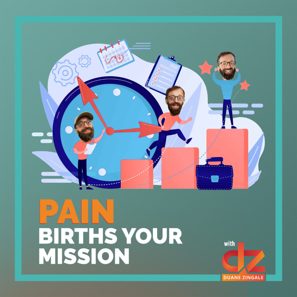 MYMS 81: Pain Births Your Mission artwork