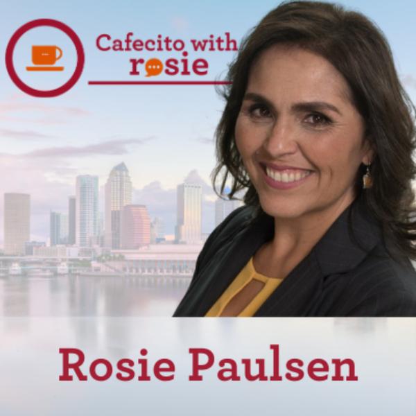 CAFECITO WITH ROSIE artwork