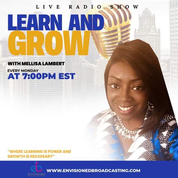 Learn and Grow with Mellisa Lambert artwork