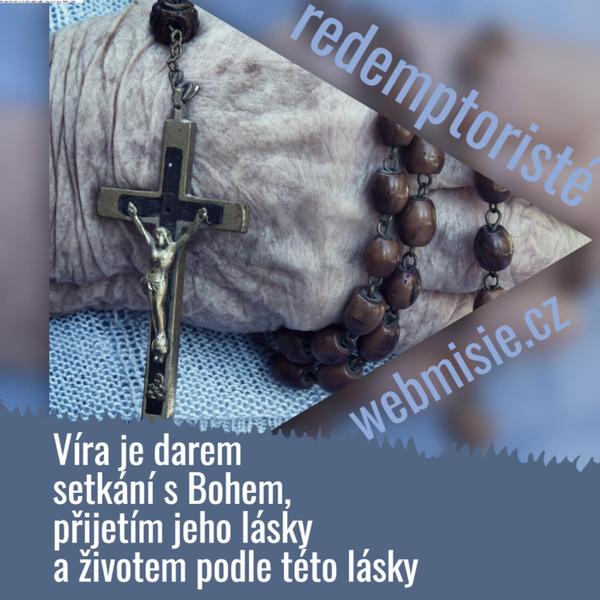 Víra jako svědectví života o Ježíši Kristu