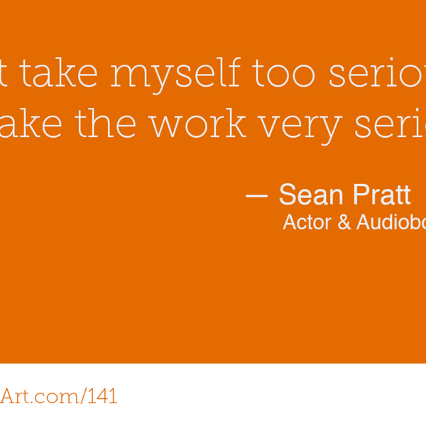 141 - Because it's difficult with audiobook narrator Sean Pratt