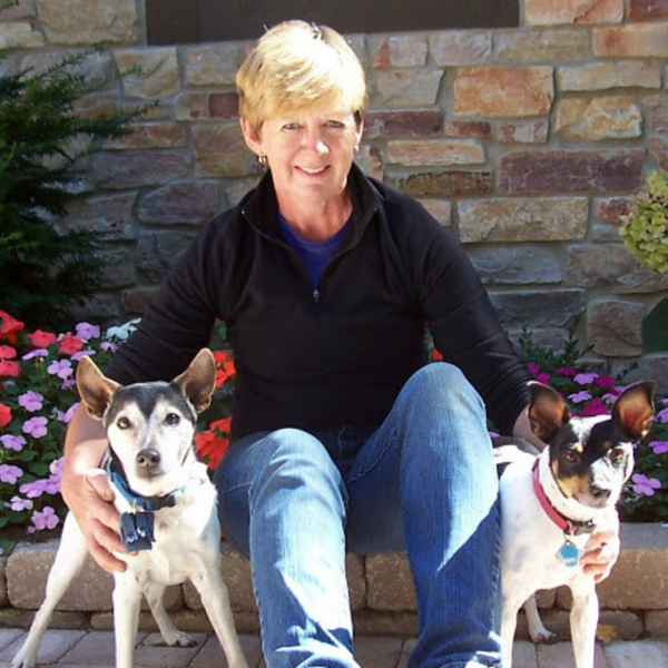 Co-Founder – Lost Dogs of America--KATHY POBLOSKIE PART 1 artwork