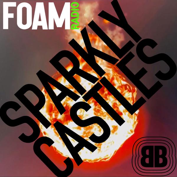 B Beats - Neil 'Fireball' Fraser and guest Sparkly Castles - deep house, tech house artwork
