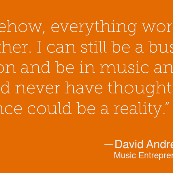 16 – Leaving music and coming back again with David Andrew Wiebe