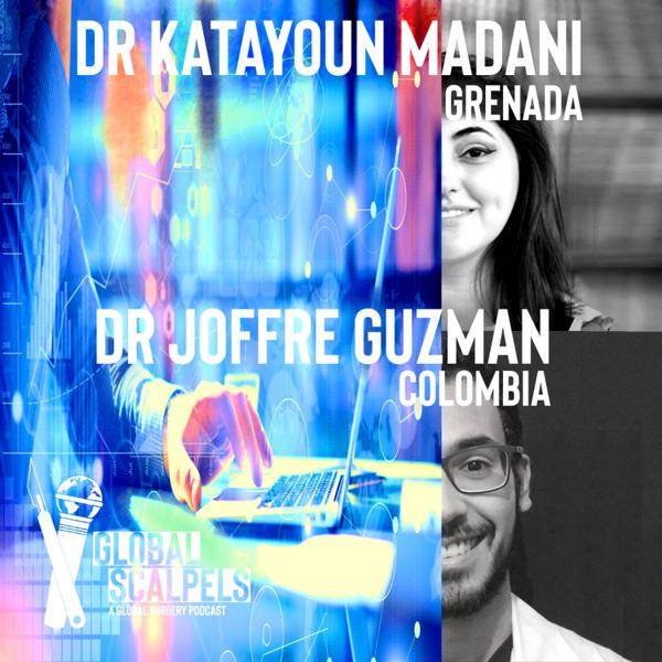 Ep 25: Katayoun Madani & Joffre Guzman artwork