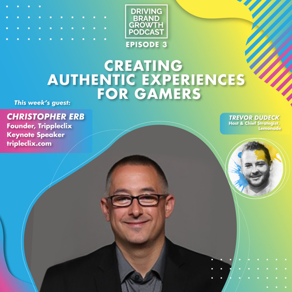 Creating Authentic Experiences for Gamers with Chris Erb artwork
