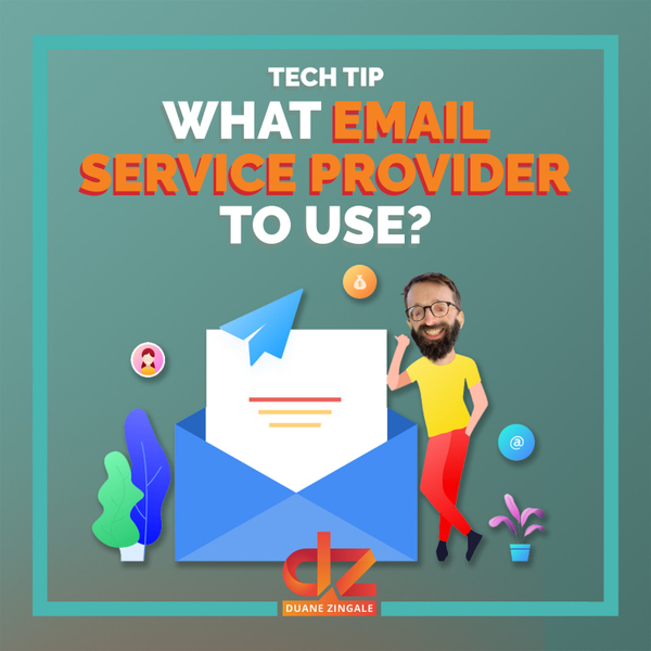 MYMS 31: Tech Tip: What Email Service Provider To Use artwork