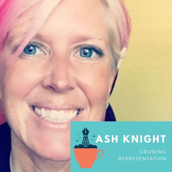 Ash Knight Talks Autism and Representation artwork