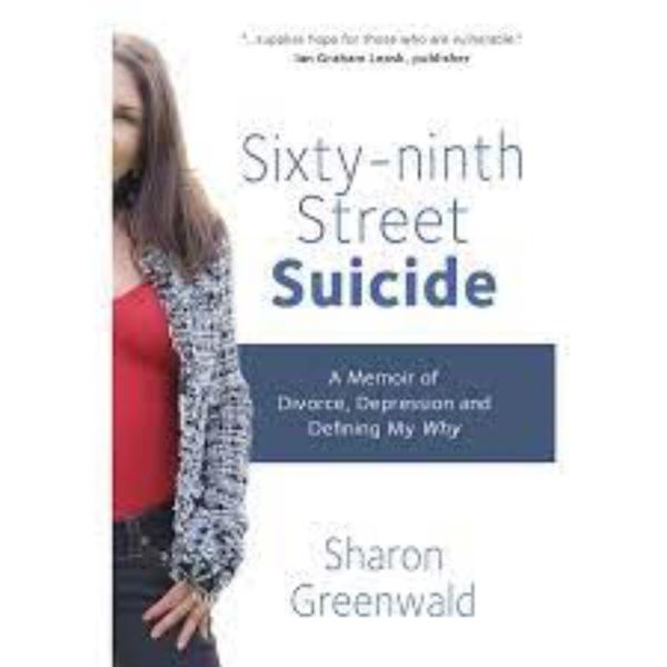 SHARON GREENWALD, Author (3-24-21) artwork