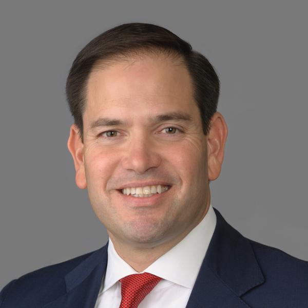 Episode 26: Sen. Marco Rubio - The CARES Act and Your Church or Non-Profit