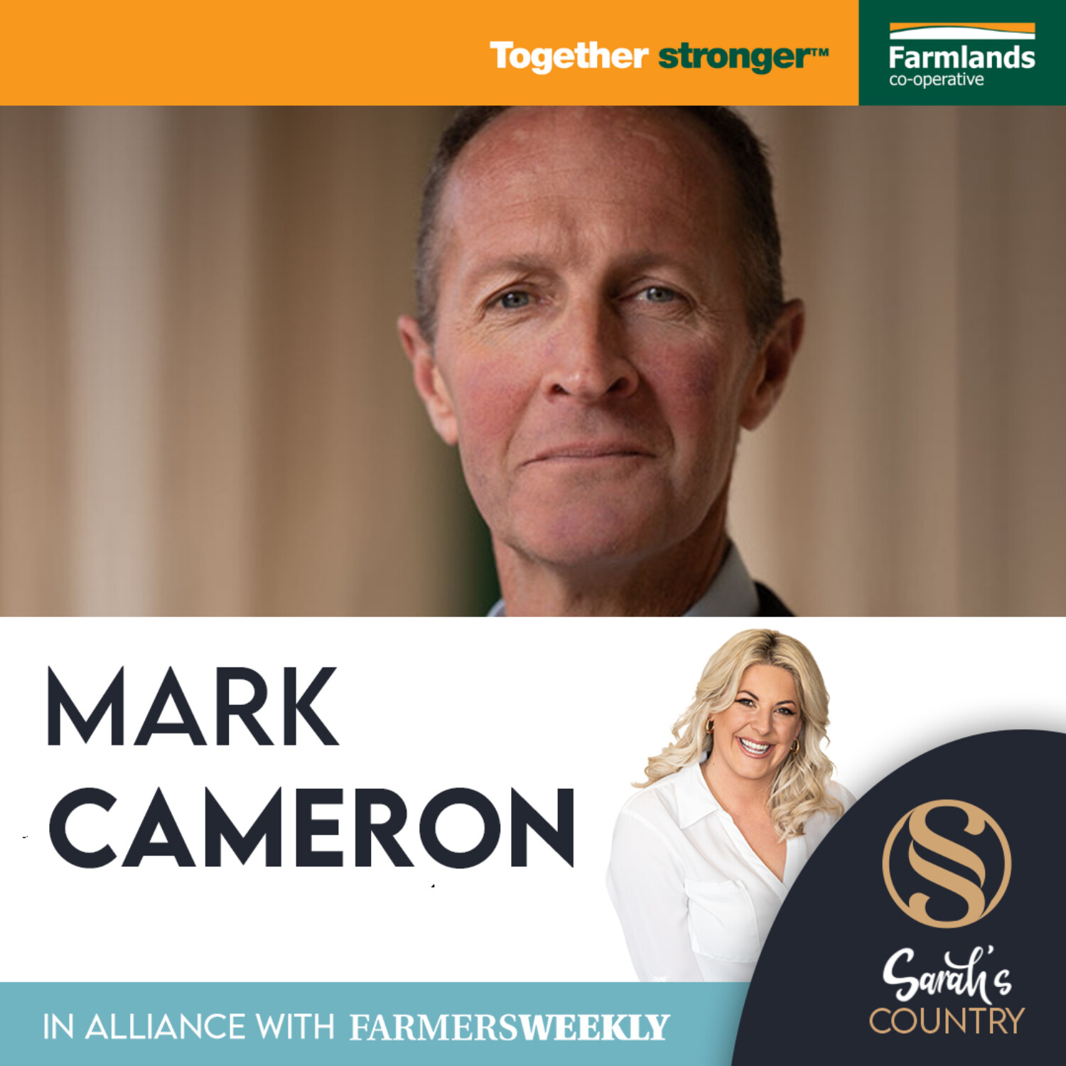 "Mark Cameron | ""Pastoral farming rights 'at risk'"""