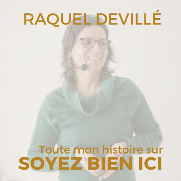 Raquel Devillé - toute l'histoire artwork
