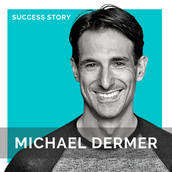 Michael Dermer, Founder of The Lonely Entrepreneur   Entrepreneurial Lessons From A Category Creator artwork