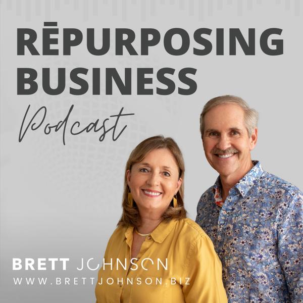 Repurposing Business artwork