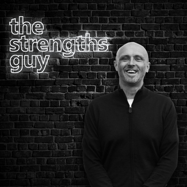 S8E9 How strengths can boost your well-being at work artwork