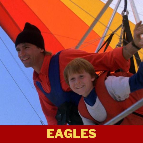 S2E8 - Eagles artwork