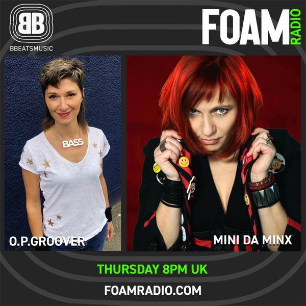 B BEATS - OPGroover with MiniDaMinx - Ep17 artwork