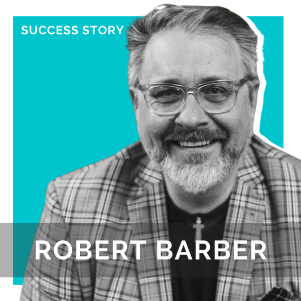 Robert Barber, Author of CEO for Life   Life Changing Skills That Transcend Any Job, Career or Business artwork