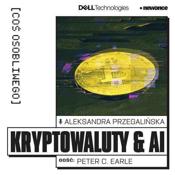 Waluty przyszłości // Cryptocurrency & AI artwork