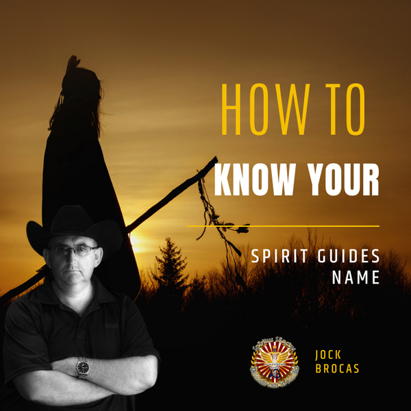 How To Become Aware Of Your Spirit Guides Name artwork