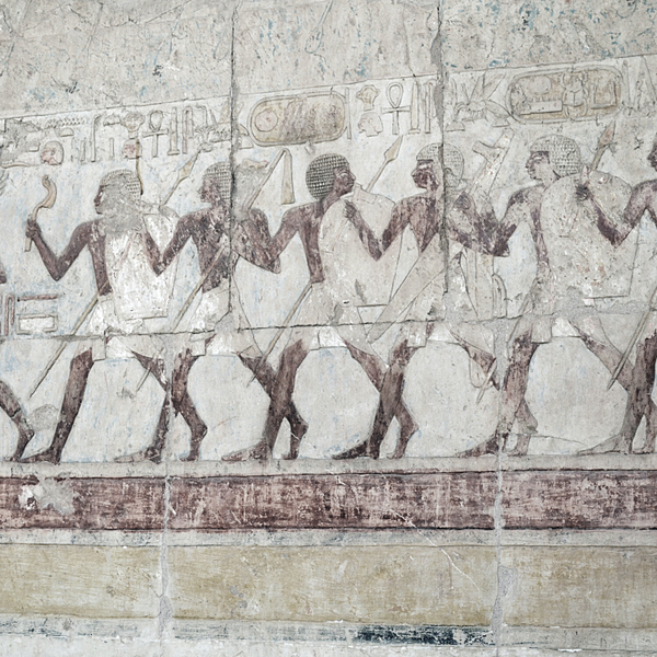 Police in Ancient Egypt artwork