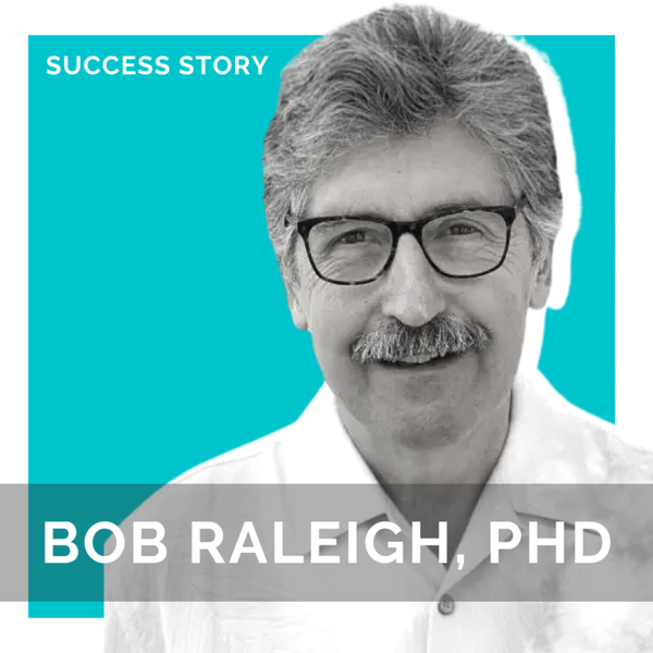 Bob Raleigh Ph.D., Founder of PathSight Predictive Science | The Search For 'Why' & Predicting Behaviour  artwork