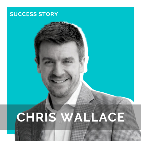 Chris Wallace, President of InnerView   Turning Employees Into Evangelists   SSP Interview artwork