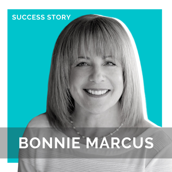 Bonnie Marcus, Author of Not Done Yet | Empowering Women of Any Age to Excel in Their Career artwork