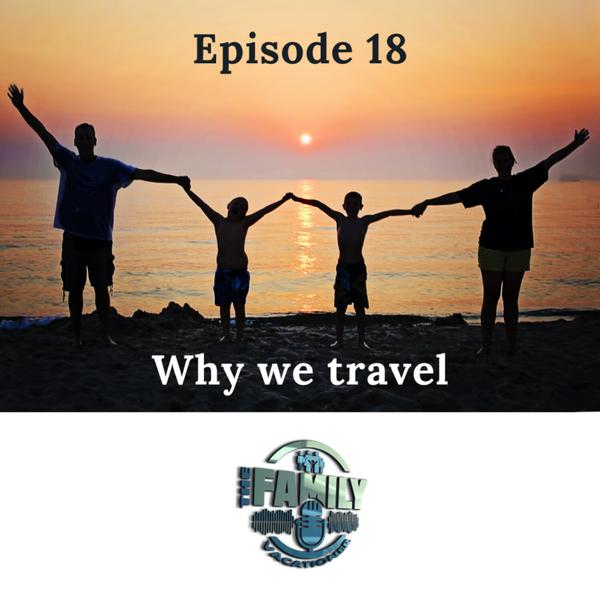 Why We Travel artwork