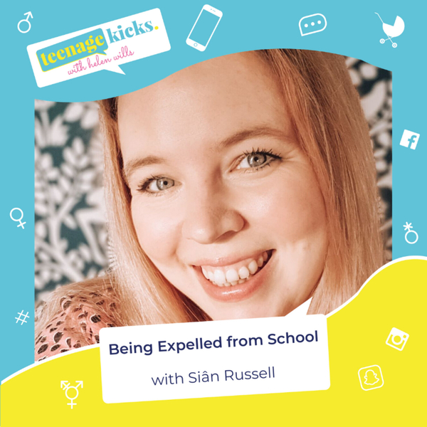 Sian Russell on Being Expelled From School artwork