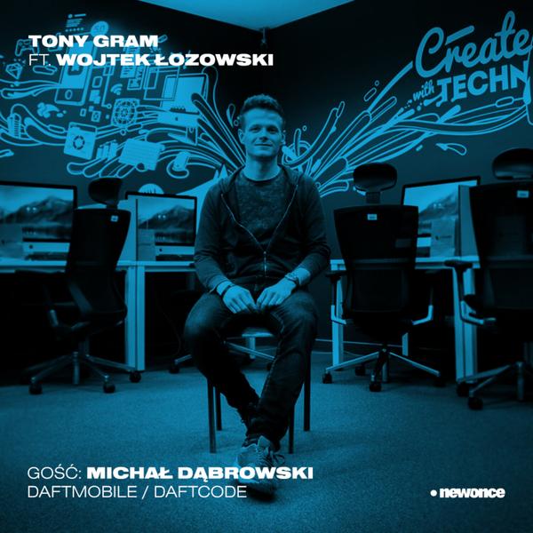 Michał Dąbrowski, CEO DaftMobile. Cheating w grach mobilnych artwork