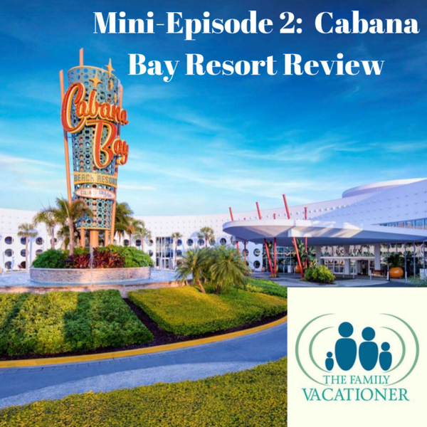 Cabana Bay Mini Episode artwork