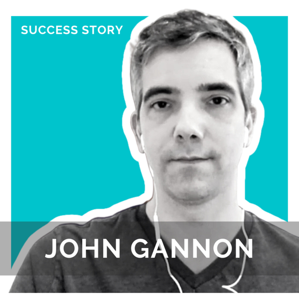John Gannon, Founder of Going VC   How To Get A Job In Venture Capital artwork