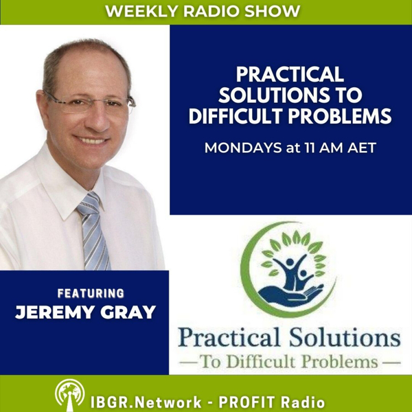 1. (PRACTICAL SOLUTIONS TO DIFFUCULT PROBLEMS) LOCATION - JEREMY GRAY artwork