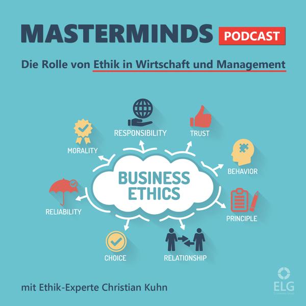 #27 Die Rolle von Ethik in Wirtschaft und Management: mit Christian Kuhn artwork
