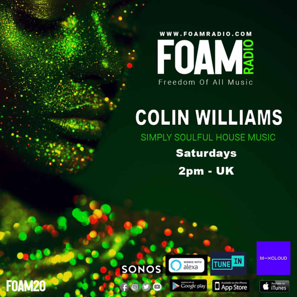 Colin WIlliams  Shades of Soulful House Unreleased artwork