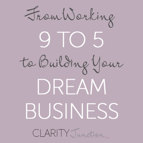 0025 - From Working 9 to 5 to Building Your Dream Business