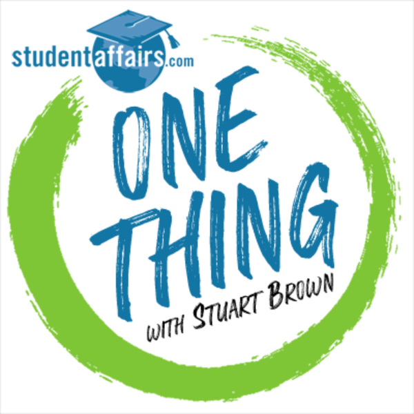 Student Affairs One Thing artwork