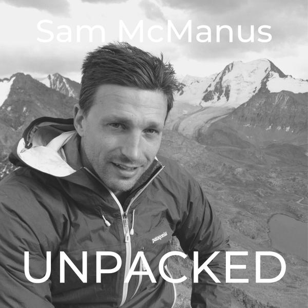 Sam McManus from YellowWood Adventures artwork