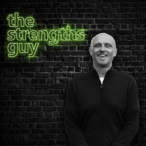 S11E7 Why building a strengths-based organisation is top priority for leaders artwork