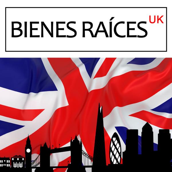 Bienes Raíces UK artwork