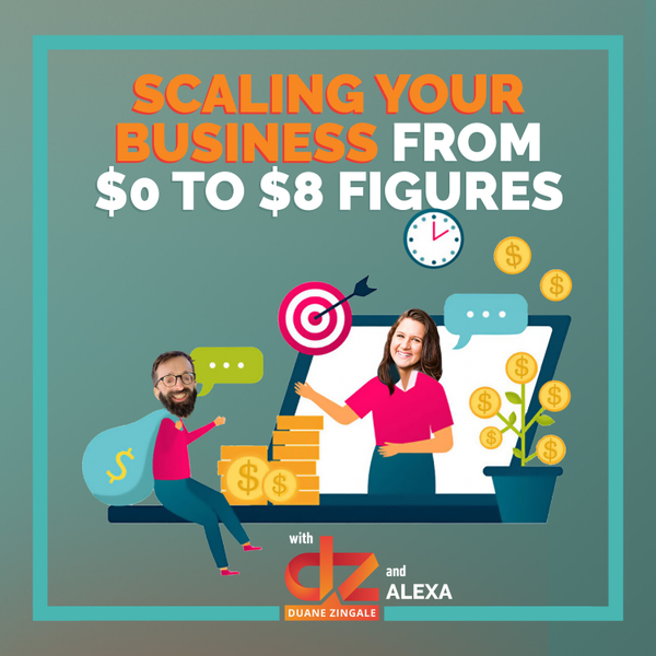 MYMS 63: Scaling your business from $0 to $8 Figures with Alexa artwork