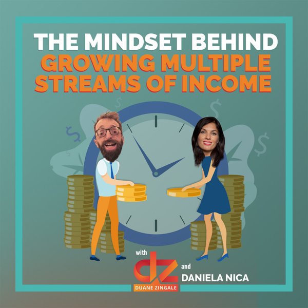 MYMS 52: The Mindset Behind Growing Multiple Streams of Income with Daniela Nica artwork