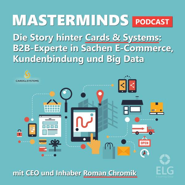 #22 mit Cards & Systems Inhaber und CEO Roman Chromik (Teil 1) artwork