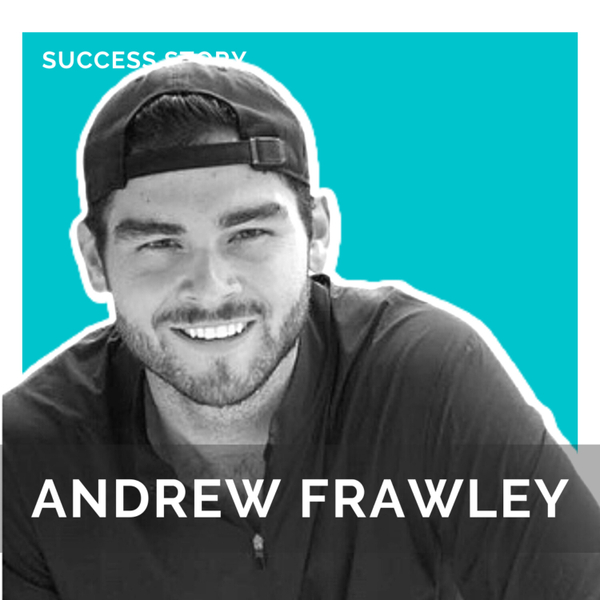 Andrew Frawley, Andrew Yang's CMO   How to Market a Presidential Campaign artwork