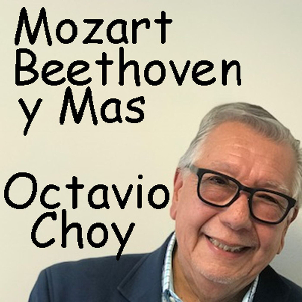 MOZART - BEETHOVEN yMAS - OCTAVIO CHOY artwork